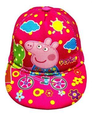 gorra de peppa pig