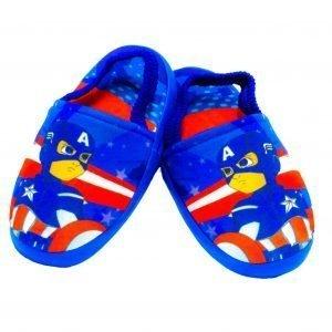 Pantuflas de Capitan America