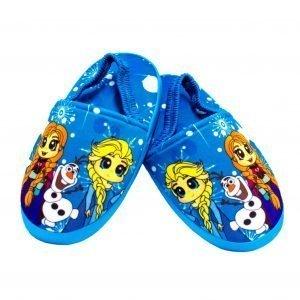 Pantuflas de Frozen