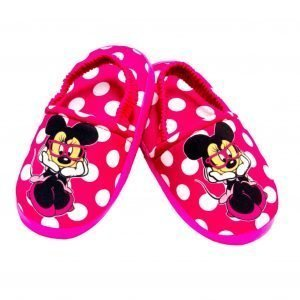 Pantuflas de Minnie