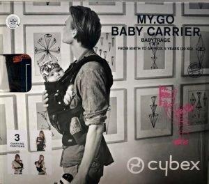 Canguro O Porta Bebé My.go - Cybex
