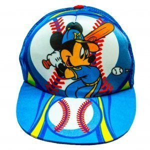 Gorra de Mickey Besibol