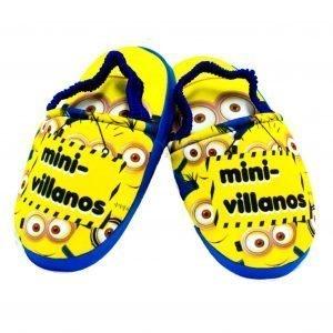 Pantuflas de Mini-Villano