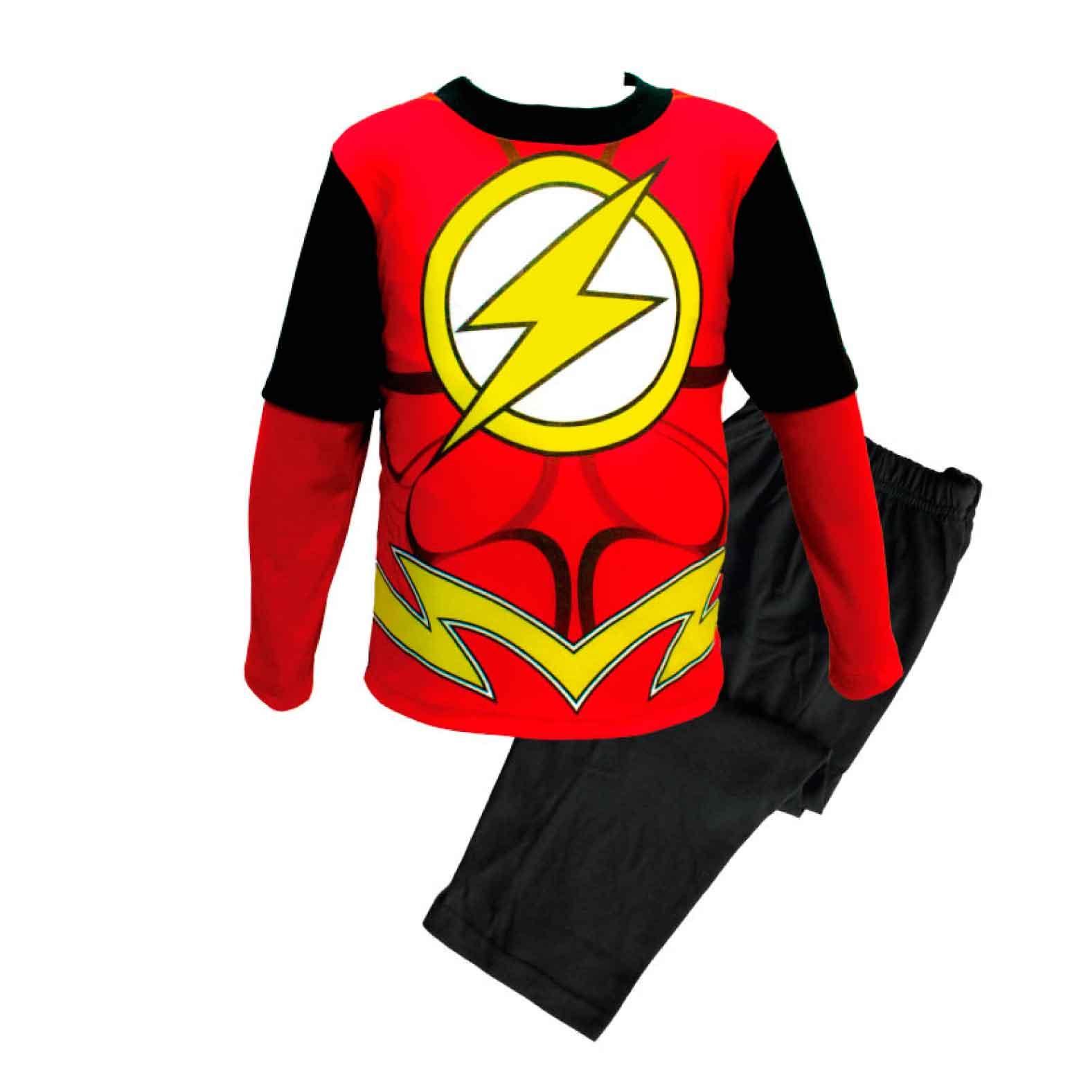 e4106de1b4 Pijama de Flash – Enanitos