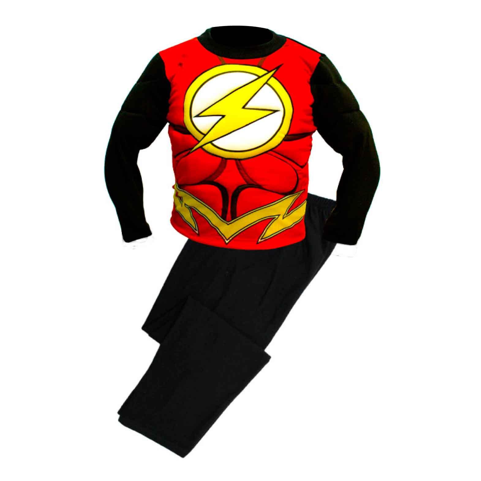 e279552f61 Pijama con musculo de Flash – Enanitos