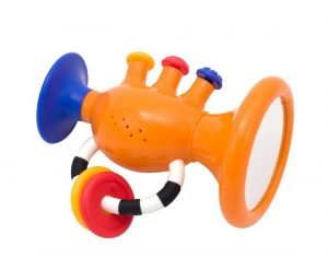 Juguete Para Bebés Trompeta - Sassy