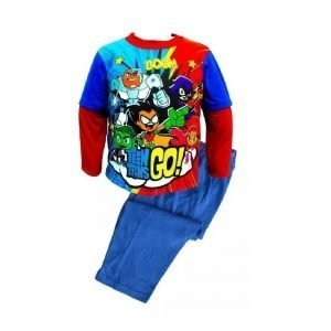 Pijama de Jovenes Titanes