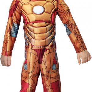 disfraz iron