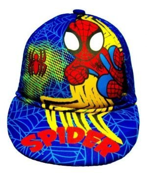 GORRA DE SPIDERMAN