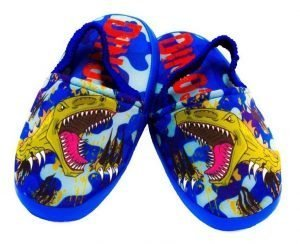 PANTUFLAS DE JURASSIC WORLD