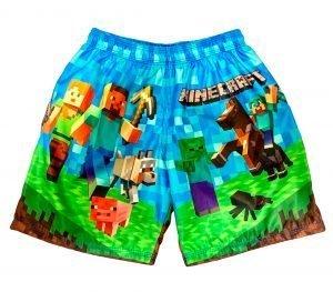 Short de Minecraft
