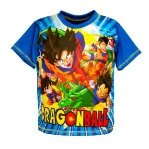 Franela de Dragon Ball