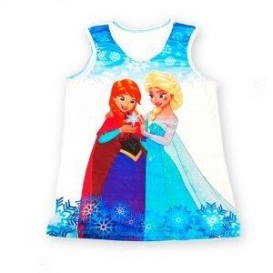 Camiseta infantil de Frozen
