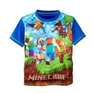 Franela de Minecraft