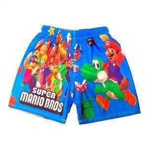 Short de Mario Bross