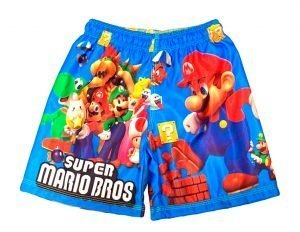 Short de Super Mario Bross