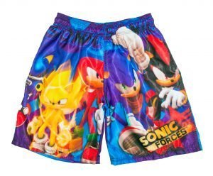 Short de Sonic Forces