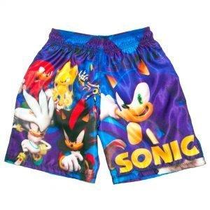 Short de Sonic