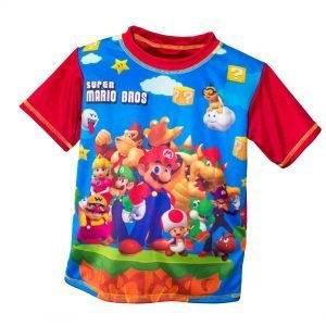 Franela de Super Mario Bross