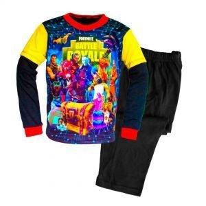 Pijama para niños de Fortnite