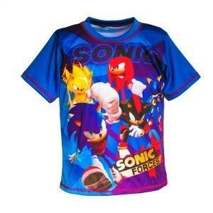 Franela de Sonic