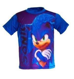 Franela de Sonic The hedgehog
